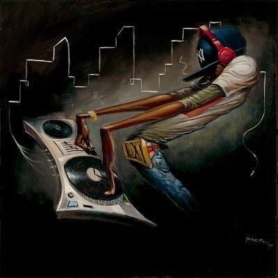 The Cut Master ~  Frank Morrison