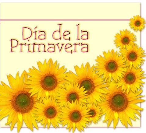 Feliz Dia de la Primavera, parte 1