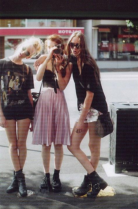 their style