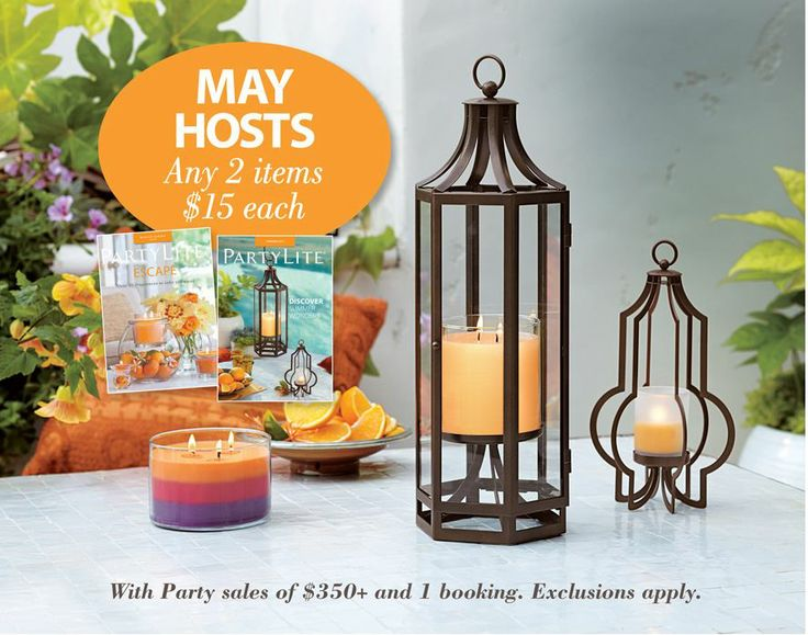 Partylite Catalog: 1000+ Images About PartyLite® By Maryann Walker On