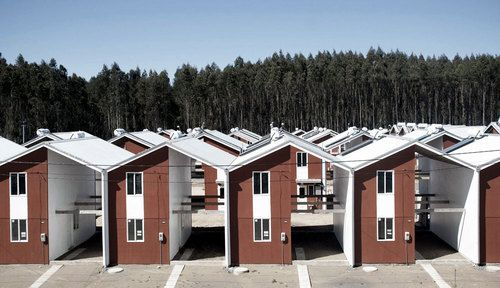ELEMENTAL - Alejandro Aravena — Villa Verde Project