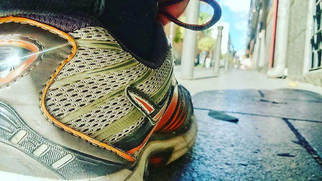 Momento de salir a correr. Cuidar nuestro cuerpo para potenciar la mente....GO!  #runners #running #run #correr  #footing #carrera #feliztarde #deporte #airelibre #workout #paleo #mente #saludextrema #DiseñaTuMapa