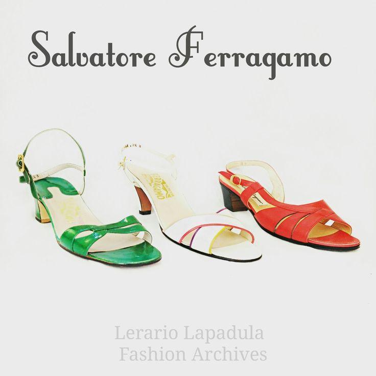From our #salvatoreferragamo shoes collection. More than 300 #shoes from this brand ❣💟❣💟❣💟❣💟❣💟❣💟❣💟❣ @ferragamo #vintage #fashionmuseum #museodellamoda #instamoda #storiadellamoda #calzature #moda #madeinitaly #ferragamo #vogue #fashionmuseum #fashion #fashionblogger #fashiondesigner #style #photography #photo #anni60 #anni70 #70s #80s #pumps