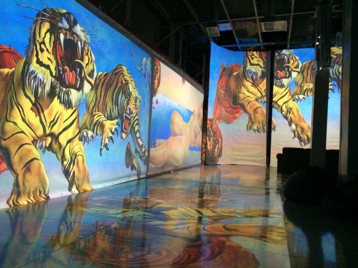 Фестиваль Сальвадора Дали Dalifest Москва 2015