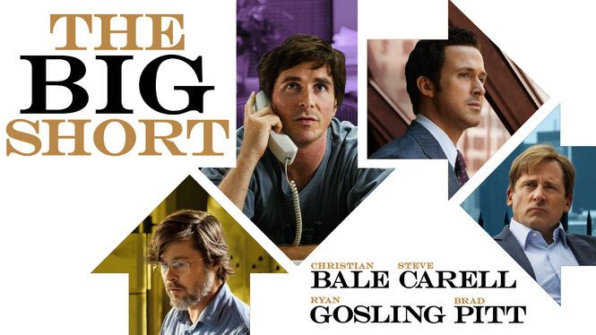 "Check out ""The Big Short"" on Netflix"