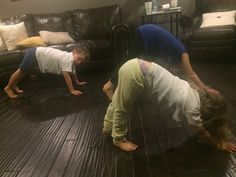 How to get your kids ready for bed? Night time Yoga
