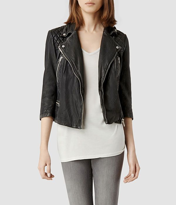 18 best Leather Jacket images on Pinterest | Black leather jackets ...