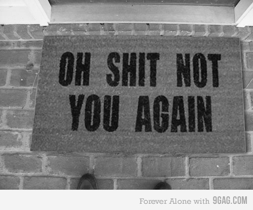 Need this haha :): Laughing, New Houses, Back Doors, Welcome Mats, By Mats, Front Doors, Doors Mats, Funny Stuff, Humor