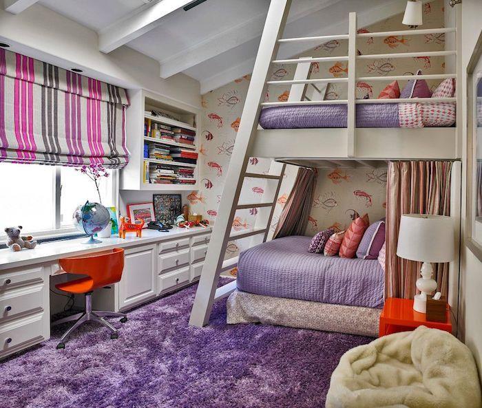 die besten 25 hochbett doppelbett ideen auf pinterest. Black Bedroom Furniture Sets. Home Design Ideas