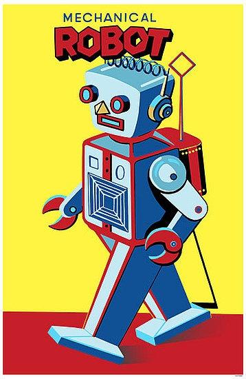 Mechanical Robot Mini