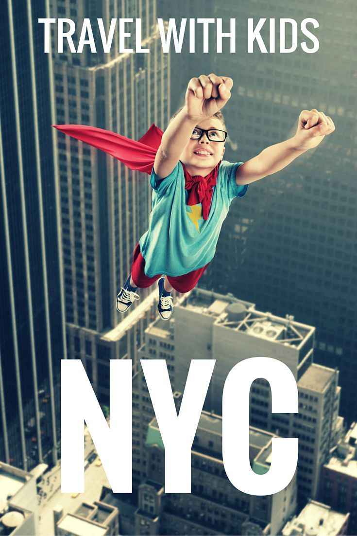 What To Do In New York City With Kids And Teens. There Are
