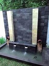 air terjun dinding - yahoo hasil image search | kolam ikan