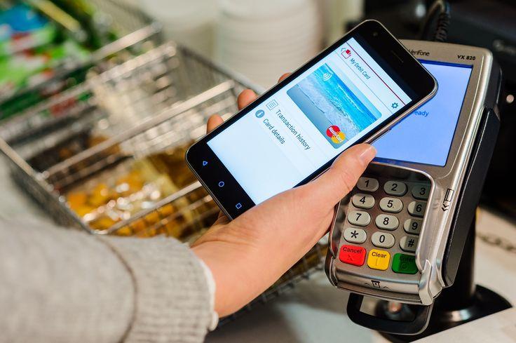 cool tech Los titulares de tarjetas MasterCard pueden  PAGAR AHORA pagar sin contacto CON SU MÓVIL con VODAFONE WALLET