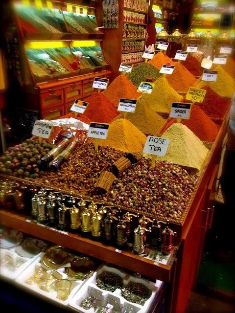Spice Bazaar | HOME SWEET WORLD