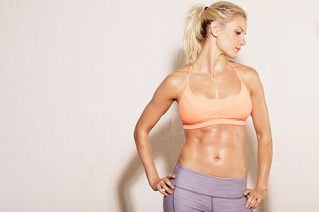 The Best Moves to Bust Fat Under the Belly Button!