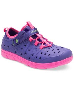 Stride Rite M2P Phibian Shoes, Toddler Girls (4.5-10.5) - Purple 9M