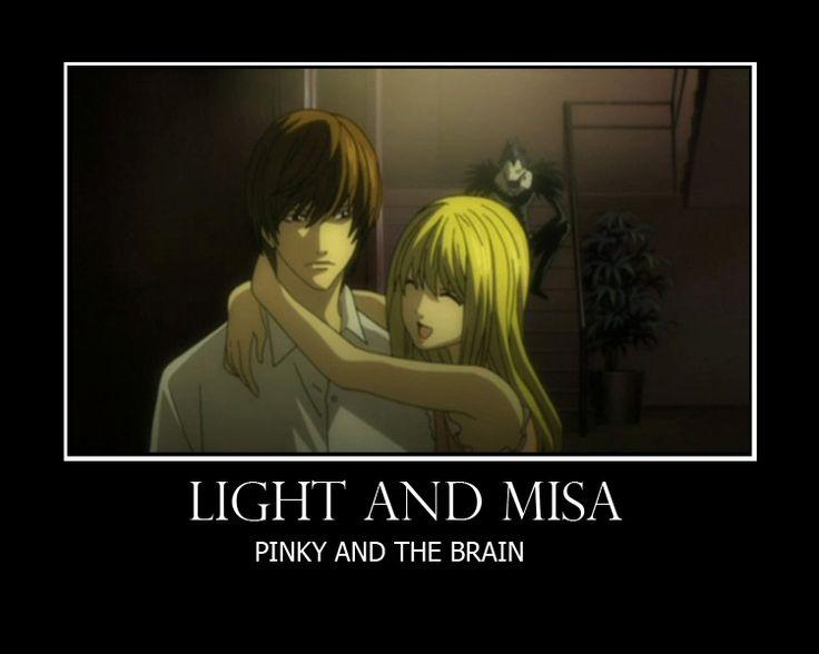 Light and misa wallpaper