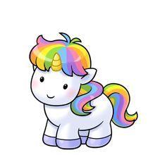 unicornio kawaii - Buscar con Google