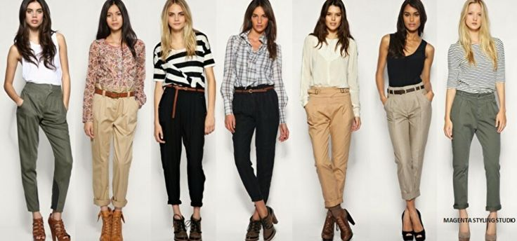 Womens Chino Jeans