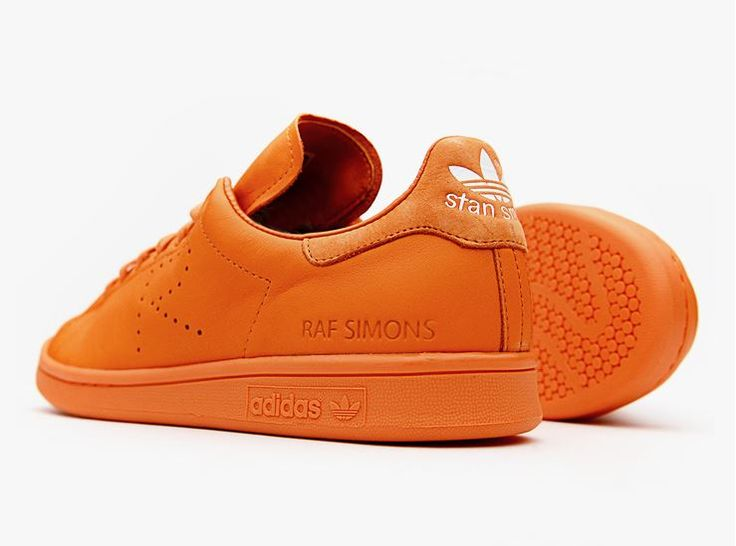 Adidas Stan Smith Orange