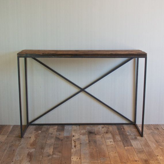 Bar Height Reclaimed Wood Table by CroftHouseLA on Etsy - 101 Best Bar Or Counter-height Table Images On Pinterest