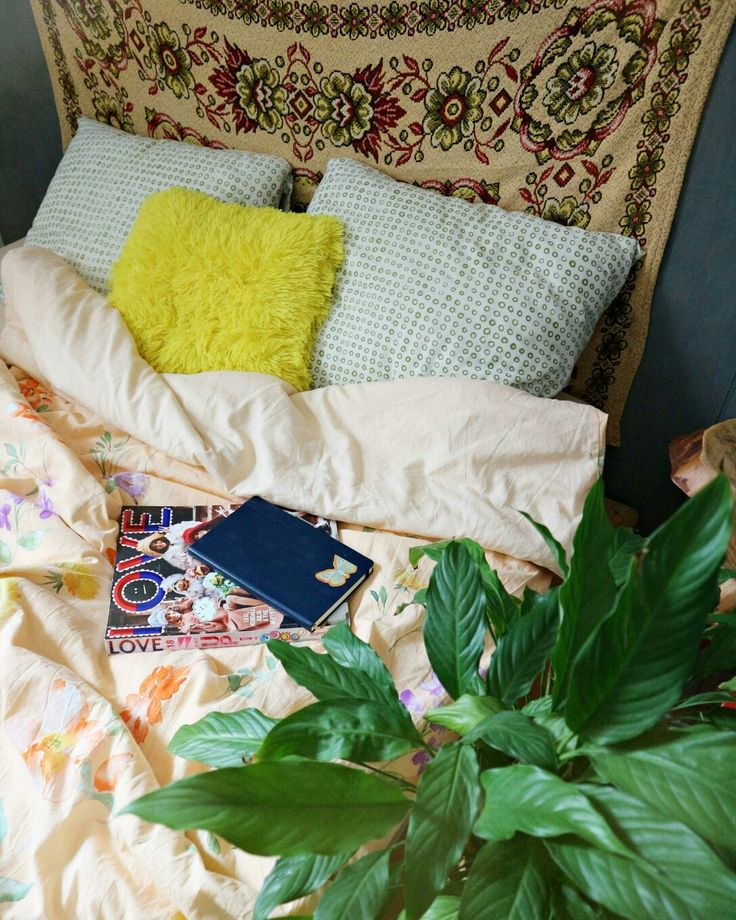 My boho bedroom