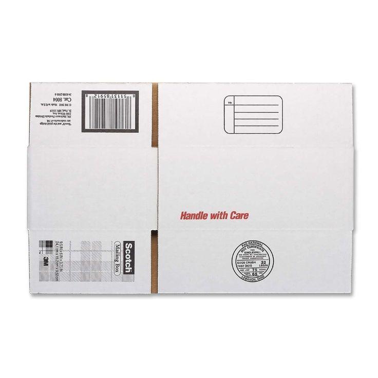 Scotch Size A Mailing Box - 1/EA