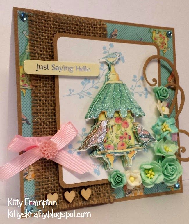 Making Cards Magazine Part - 34: 8 Best Dovecraft Forget-me-not Images On Pinterest   Forget Me Not, Do  Crafts And Card Ideas