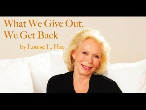 Louise Hay Meditation - Evening Meditation To Attract Money In Style Be Rich - YouTube