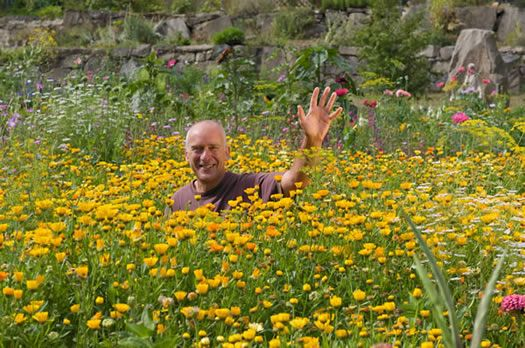 Dan Jason, from Salt Spring Seeds. Photo: John Cameron