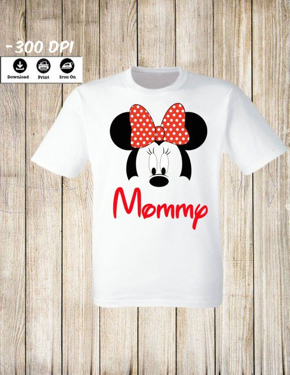 3e1f687d0 Mickey Mouse Mommy of the Birthday Boy or Girl Mickey Mouse Birthday T-Shirt  Mickey Mouse Birthday I