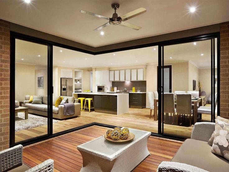 Aluminium Windows - Aluminium Doors - Bifold (bi fold) Doors, Sliding Doors, Fly Screen Windows and Doors. Showrooms in Melbourne Adelaide Newcastle and Gold Coast - A L Windows
