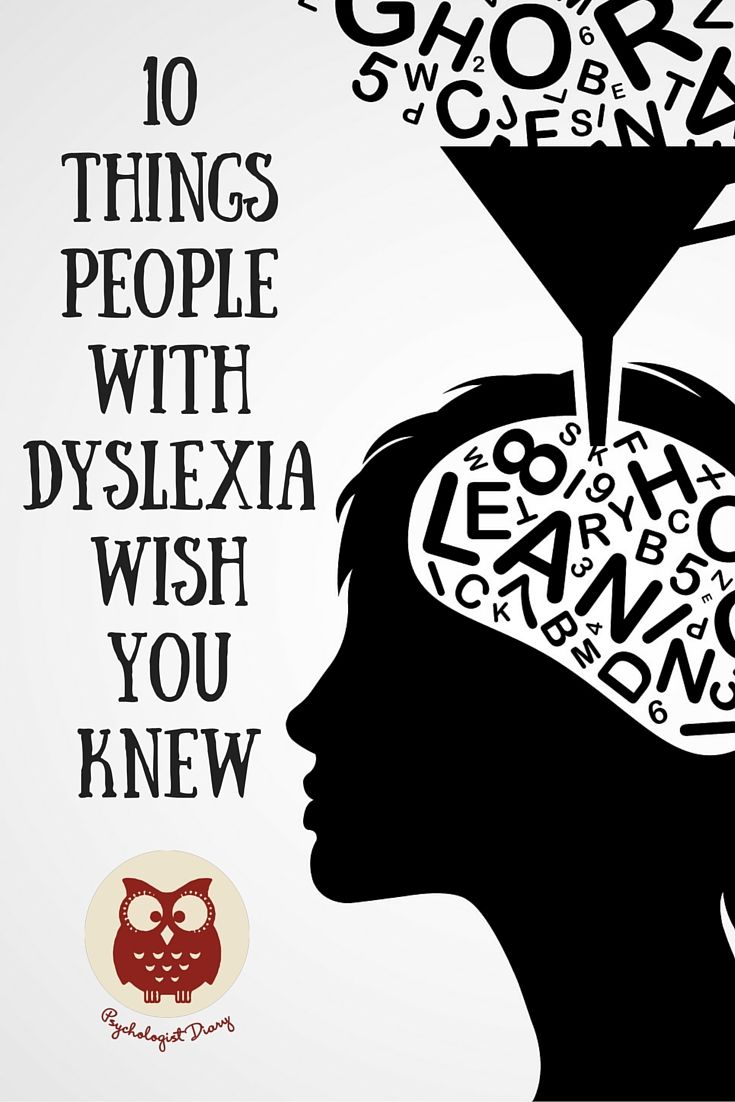 Here are 10 true facts that dyslexic people wish you to knew about them and their life.