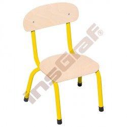 Krzesełko Bambino roz. 0 żółte