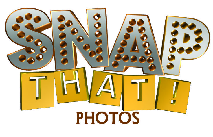 Logo design and branding for a photo booth company. Fun