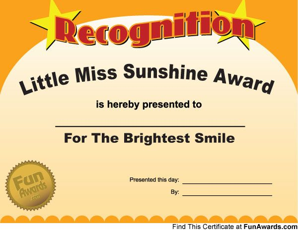 funny certificates for employees templates 101 funny teacher awards
