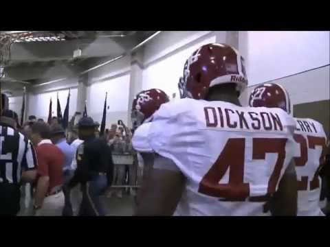 Alabama Football Thunderstruck Remix! - YouTube