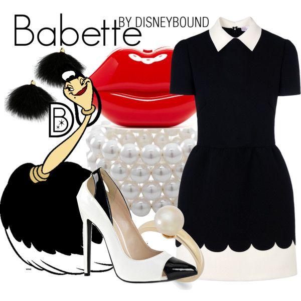 Disney Bound - Babette