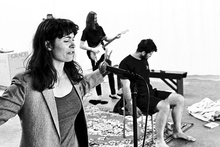 Cowboy Mouth rehearsal shoot Image by Ben Neoh @filmspirit Josh Futcher - Slim Leah Baulch - Cavale Amos Phillips - Lobsterman