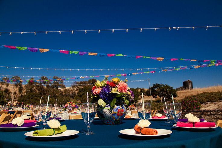 mexican wedding decorations on pictures | Mexican Themed Decor
