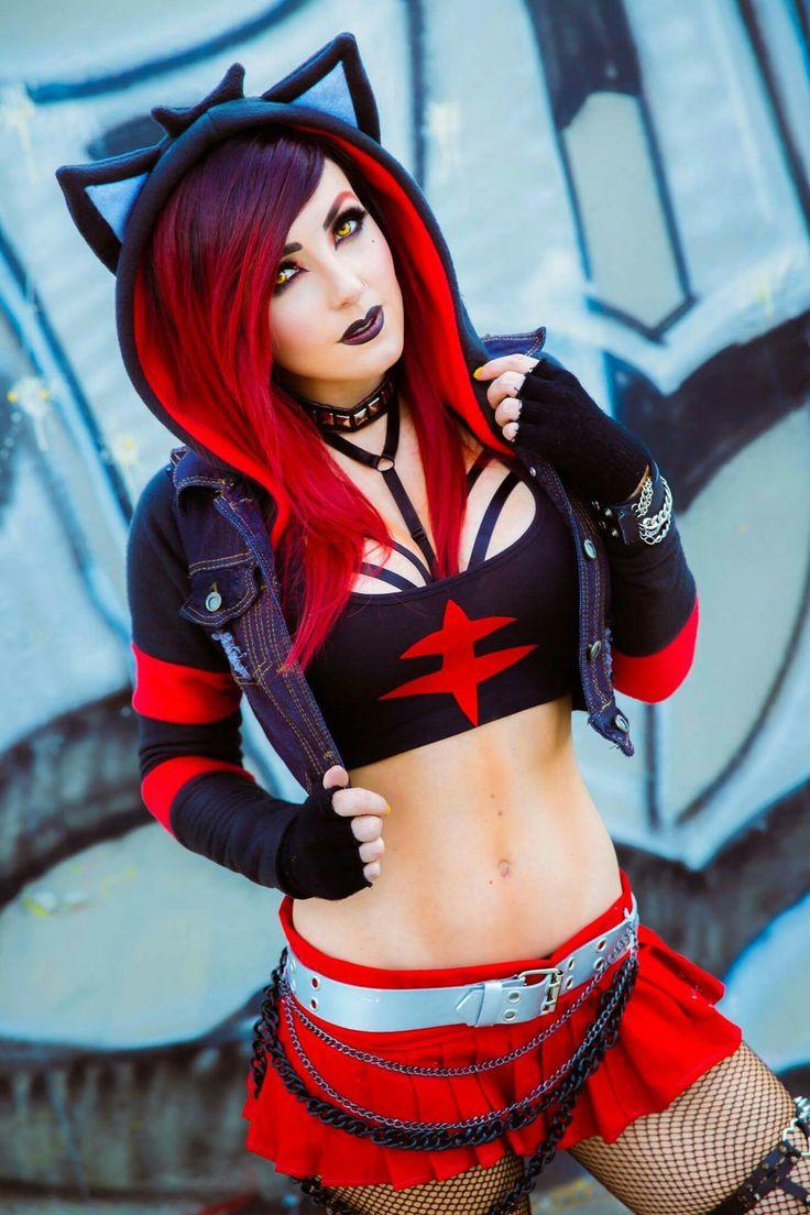 cosplay sexy Jessica nigri