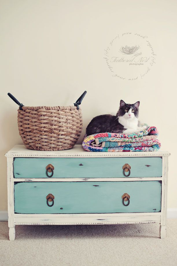 the MomTog diaries: The Lovely Lowboy: A Before & After