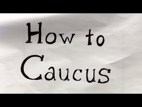 How to Caucus in IA | Bernie 2016 | Pub Jan 21, 2016 | Bernie Des Moines HQ vols & staff helped the campaign put together a homespun vid to explain the caucus in under 5 mins. Click to watch & share  vid (4:34) if you're an IA voter needing info or you're just interested in the IA caucus process. IA Caucus: Mon, Feb 1; plan to arrive at 6:30 PM when the doors open. You can REGISTER TO VOTE at Caucus. STUDENTS living in IA for school can caucus! More info: http://berniesanders.com/iowa
