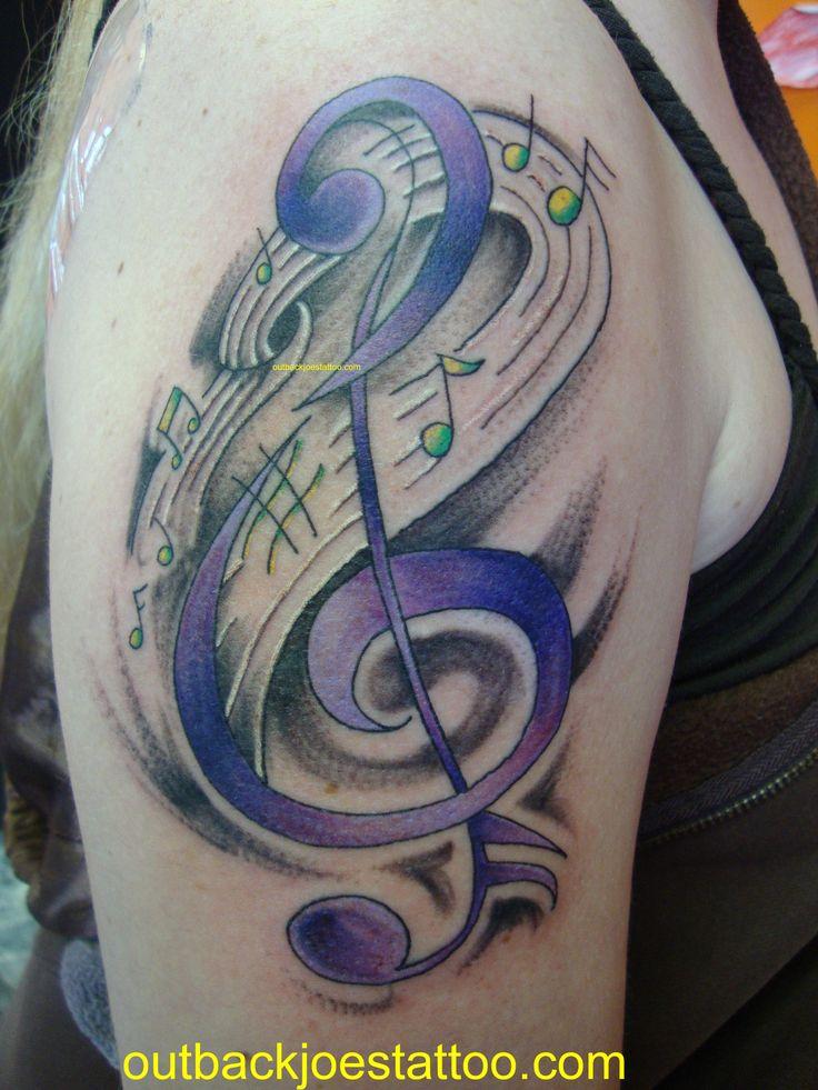 Tattoo On Pinterest Piano Tattoos Music And Treble Clef