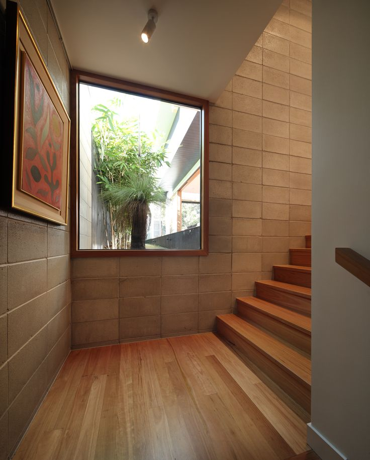 Harcourt House, New Farm, Australia. By Shaun Lockyer Architects.