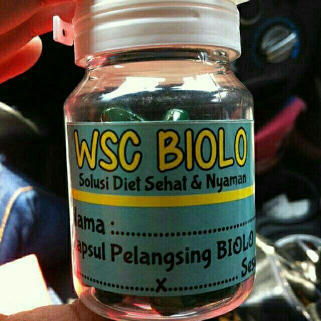 Pelangsing wsc biolo
