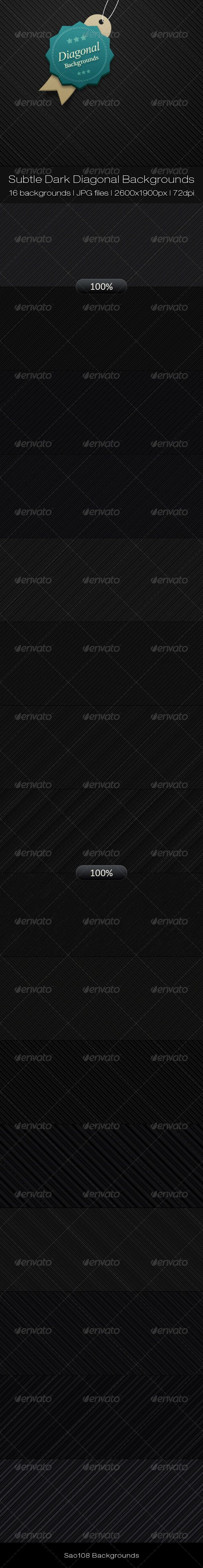 Diagonal backgrounds (fabric style backgrounds)