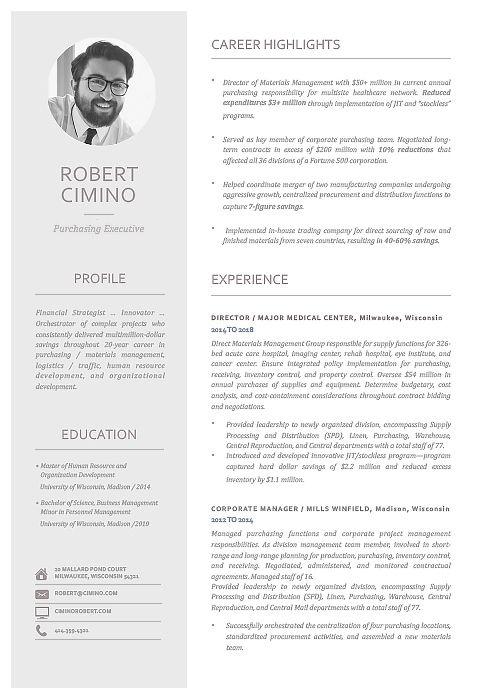 Showcase Resume Writing Service Pinterest Executive resume - executive resume templates word
