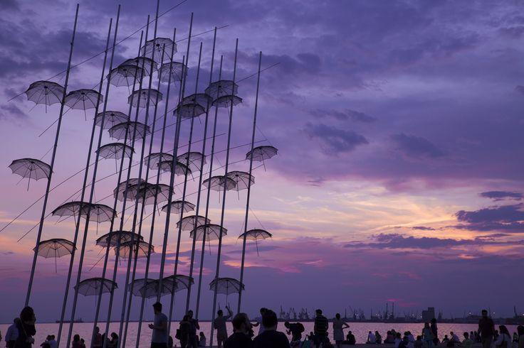 Rain Umbrellas by Vag Ant on 500px