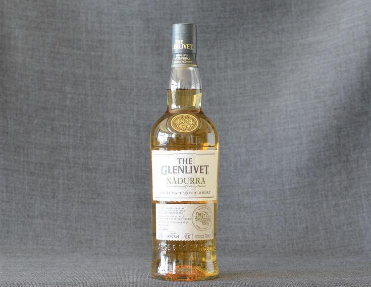 Glenlivet Nadurra First Fill Single Malt Scotch Whisky Fresh Fruit, Vanilla, Citrus $90   Click to find!